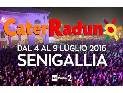Locandina del CaterRaduno 2016 a Senigallia