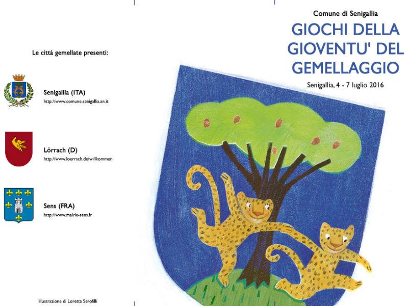 Giovani di Sens e Lorrach a Senigallia per i Giochi del Gemellaggio - Senigallia Notizie