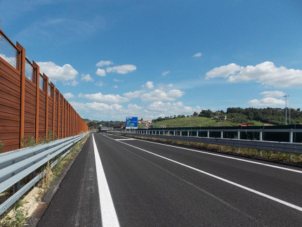 "La strada ""complanare"" a Senigallia"