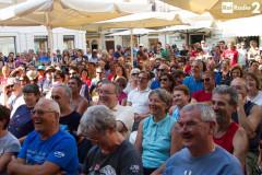 Il pubblico del caterRaduno 2016 di Senigallia