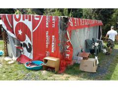"""Una delle due """"oasi feline"""" a Senigallia, in strada Camposanto Vecchio 35/a"""