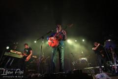Daniele Silvestri e la sua band live al Caterraduno 2016 - Foto Libero Api