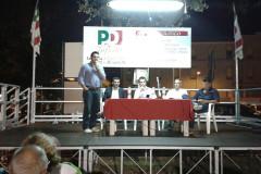 L'iniziativa sulla riforma costituzionale organizzata dai Giovani Democratici delle Marche a Senigallia