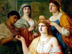 La cura delle donne romane nella quotidianità: incontro con l'Archeoclub