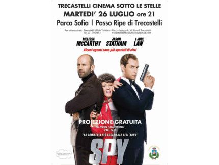 Il film Spy
