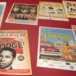 I manifesti 2016 per la nuova edizione del Summer Jamboree di Senigallia