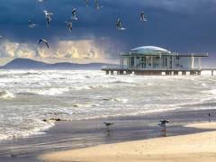 Senigallia: la Spiaggia di Velluto e la Rotonda a Mare