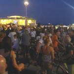 Bike the night: raduno davanti alla Rotonda
