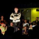 CaterRaduno 2016: esibizione di Mister David