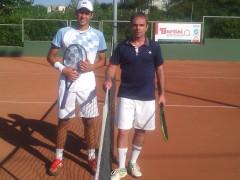 Tennisti in campo per il Memorial Mazzieri a Marzocca di Senigallia