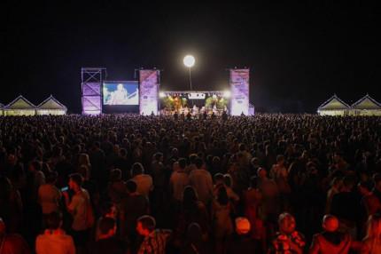 Big Hawaiian Party, foto Guido Calamosca