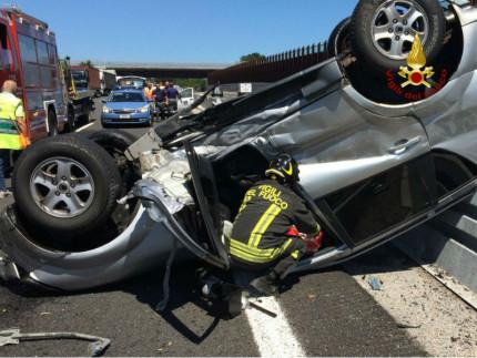 Incidente sull'A14