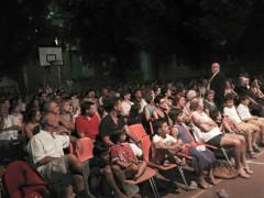 Pubblico a Bacajà