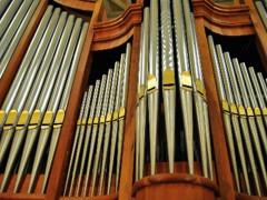 L'organo della chiesa del Portone di Senigallia