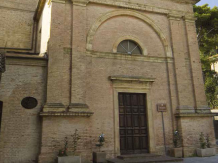 Chiesa di San Giovanni Battista a Scapezzano