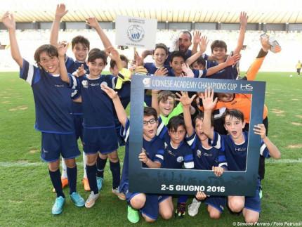Giovani del Senigallia Calcio