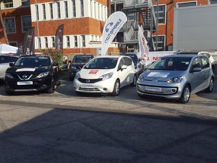 L'Automobile Senigallia è presente alla Fiera Campionaria 2016