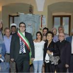 Consegna benemerenze San Lorenzo in Campo
