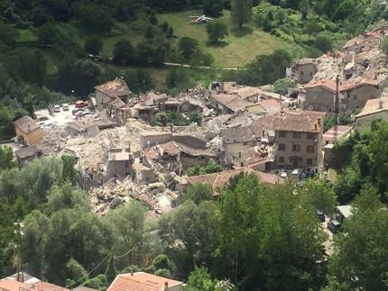 Terremoto 24 agosto 2016: Pescara del Tronto