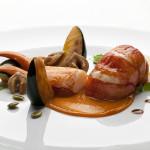 L'astice della Nuova Scozia in autunno - ricetta di Christian Fontolan