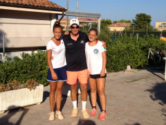 Trofeo Adriatico di tennis, vincitori