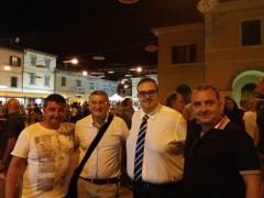 Pizza in piazza: San Lorenzo
