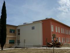 Ostra: casa di riposo della Fondazione Moroni-Antonini-Morganti