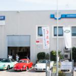 1° incontro Amanti della Porsche da Car Multiservice Senigallia