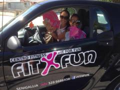 Lucia Pacenti e Lucia Gasparini - Centro Fitness FitxFun Senigallia