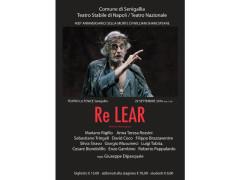 """""""Re Lear"""" di William Shakespeare"""