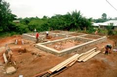 """Il progetto """"eARThouse 2016"""", rivolto alla costruzione di un edificio in Ghana, presso il villaggio di Abetenim"""