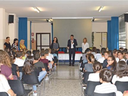 Anno scolastico 2016-2017 alla Marchetti, avvio