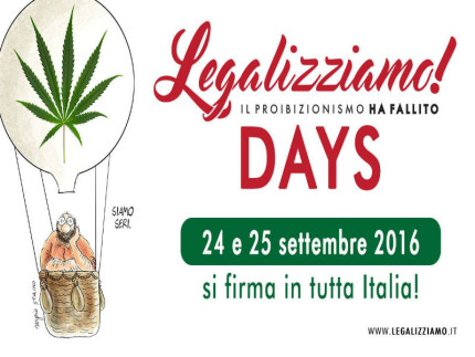 Legalizziamo Days