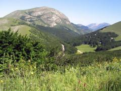Umbria, campagna, collina