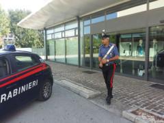 Carabinieri a Officina 36