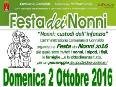 Festa dei Nonni 2016 a Corinaldo