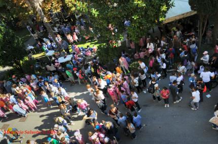 Festa del Misa con le scuole di Senigallia - Passeggiata lungo il fiume