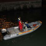 Soccorso in mare a Senigallia: il gommone Marshall M 70