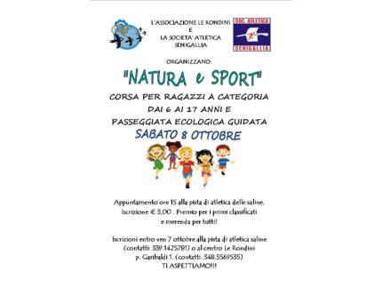 'Natura e sport'
