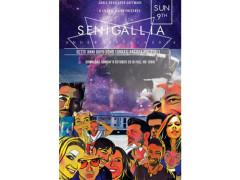 La locandina di Senigallia Under Attack