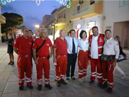 Cri Senigallia a Lampedusa