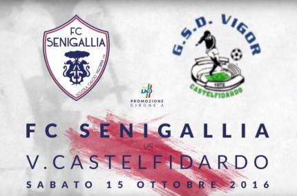 Fc Senigallia-Vigor Castelfidardo