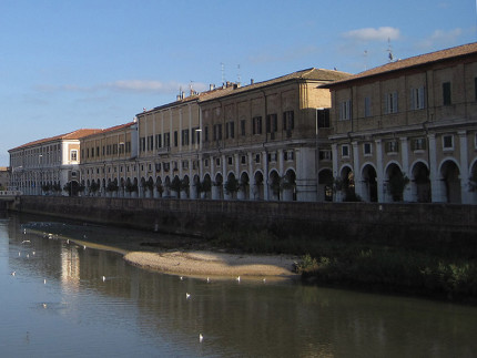 I Portici Ercolani a Senigallia