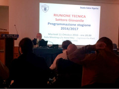Riunione tecnica FC Senigallia