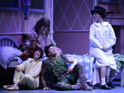 "Il musical ""Peter Pan"""