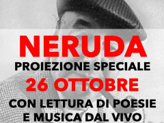 Serata omaggio a Pablo Neruda
