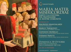 Maria Mater Misericordiae: convegno-incontro con Marco Tarquinio