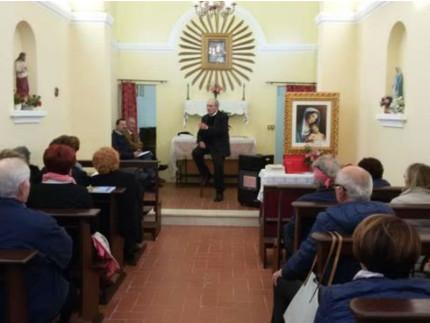 Poesie nella chiesa di Montedoro