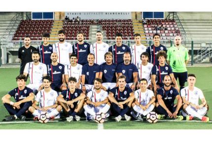 La squadra 2016-2017 dell'FC Senigallia