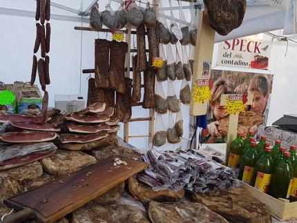 Il mercato europeo ambulante ha fatto tappa a Senigallia